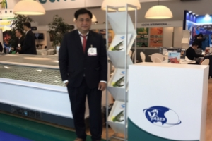 Trong Nhan Seafoods with Global Seafood Expo